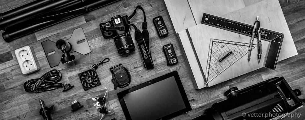(Neu)Bau einer PhotoBooth / Foto-Box