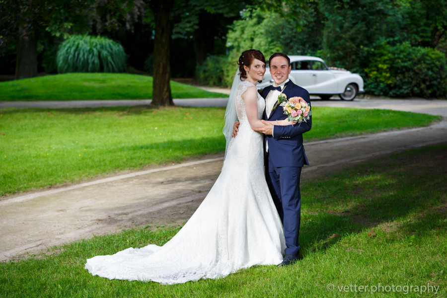 Hochzeit von Vanessa & Christian in RS-Lennep