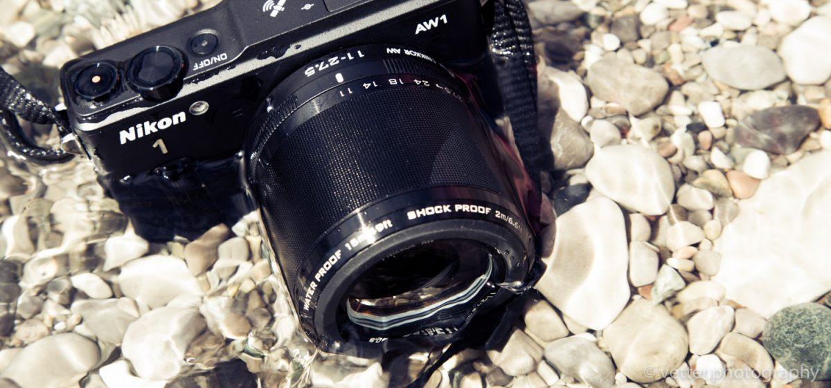 Praxisbericht zur Nikon 1 AW1