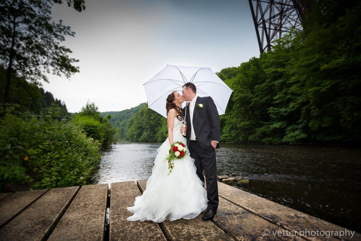 Hochzeit von Nadine & Andreas im Müngstener Brückenpark